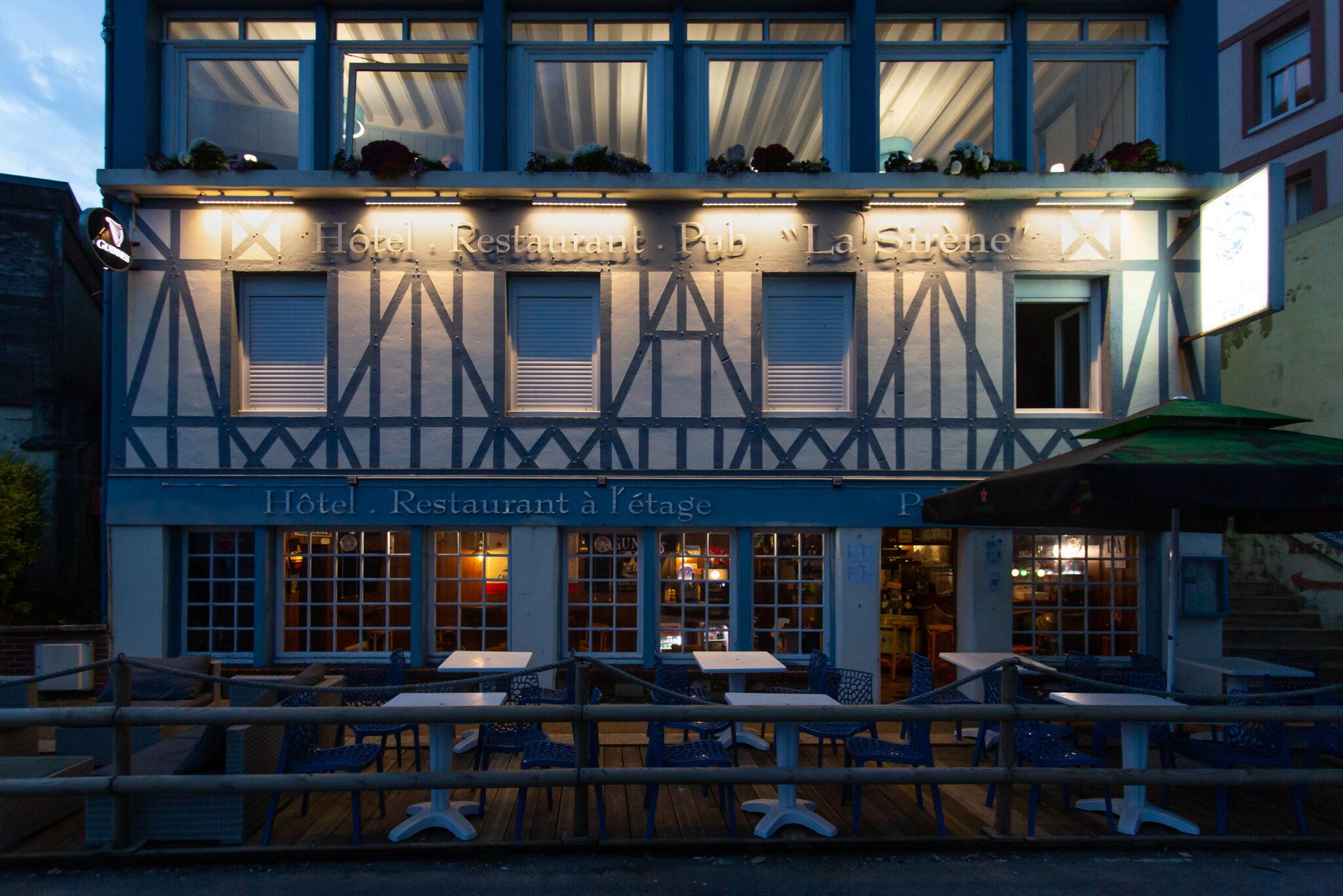 Hôtel Restaurant Pub La Sirène
